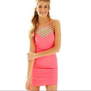Lilly Pulitzer Sz 6 Latina Shift dress 23558
